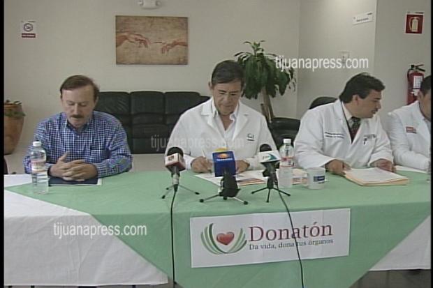 campana donacion de organos foto