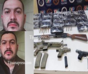 detenido con armas y droga en enero es herido en fiesta