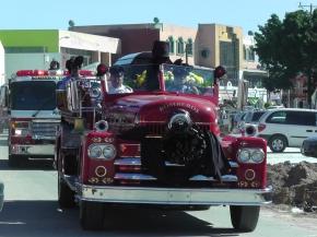 luto en bomberos