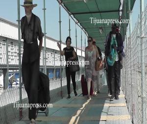 puente chicanadas en el chaparral