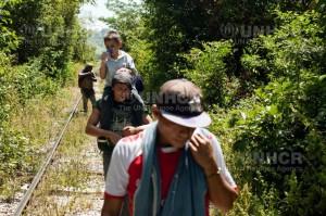 refugiados centroamerica